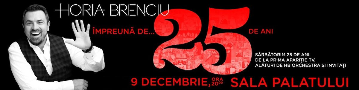 bilete Concert Horia Brenciu