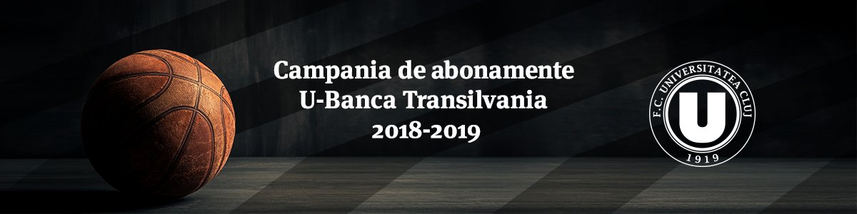 Abonamente U-Banca Transilvania Cluj
