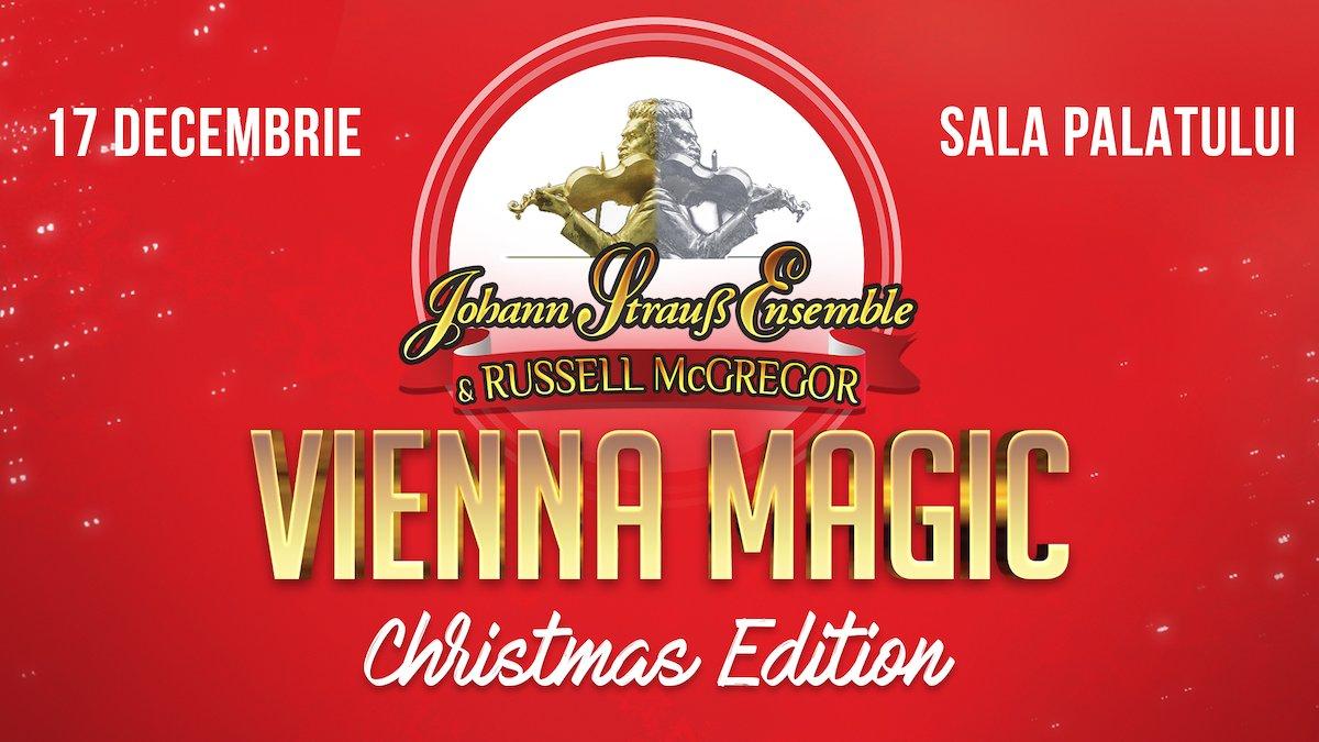 Johann Strauss Ensemble - Vienna Magic - Christmas Edition