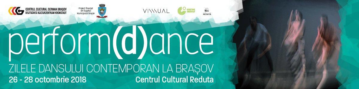 Zilele dansului contemporan la Brasov