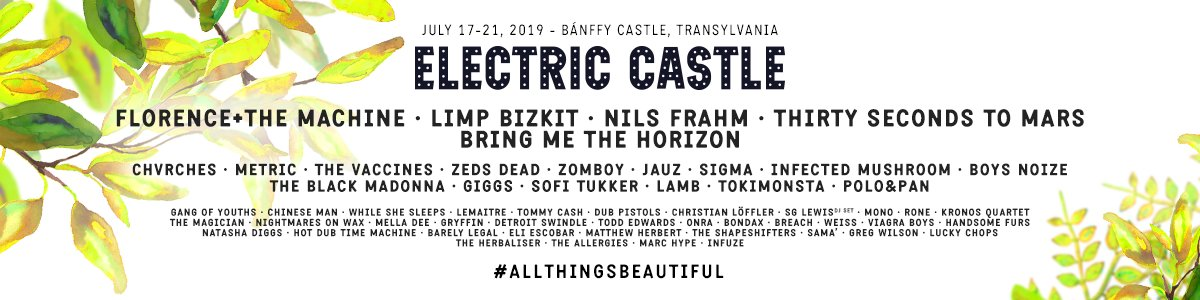 Electric Castle