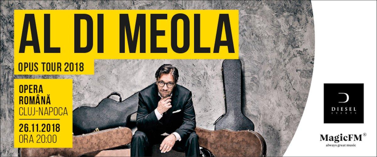 Al di Meola - Opus Tour