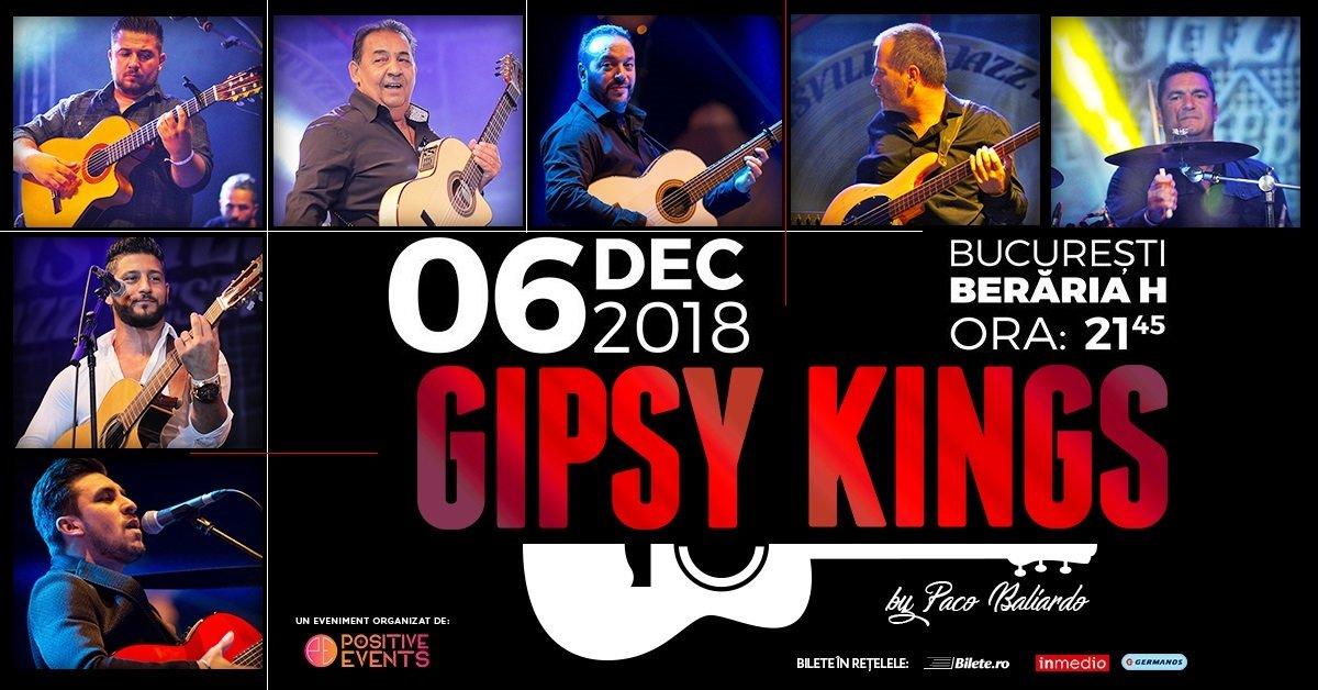 Gipsy Kings la Beraria H