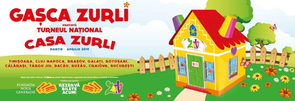 bilete Gasca Zurli - Casa Zurli