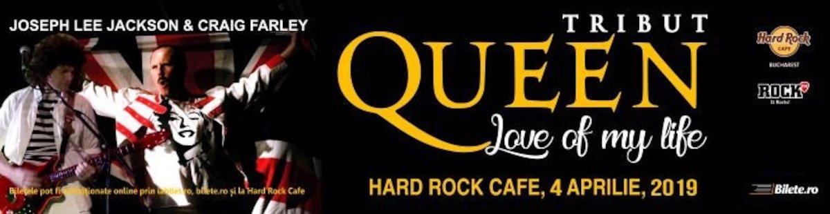 bilete Tribut Queen - Love of my live