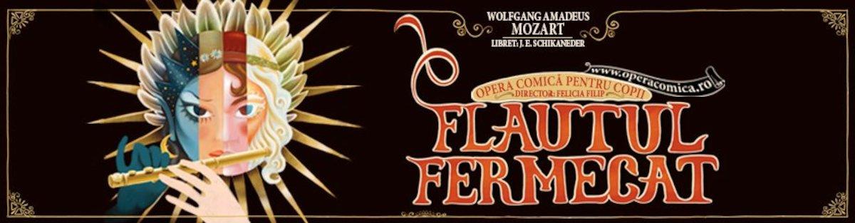 bilete Flautul Fermecat