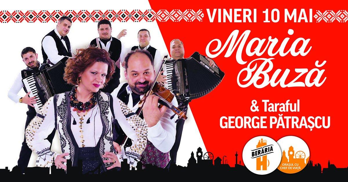 Concert Maria Buza si Taraf George Patrascu