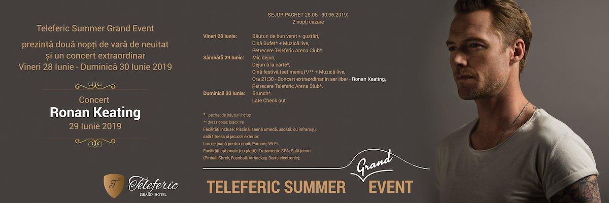 Teleferic Summer Grand Event