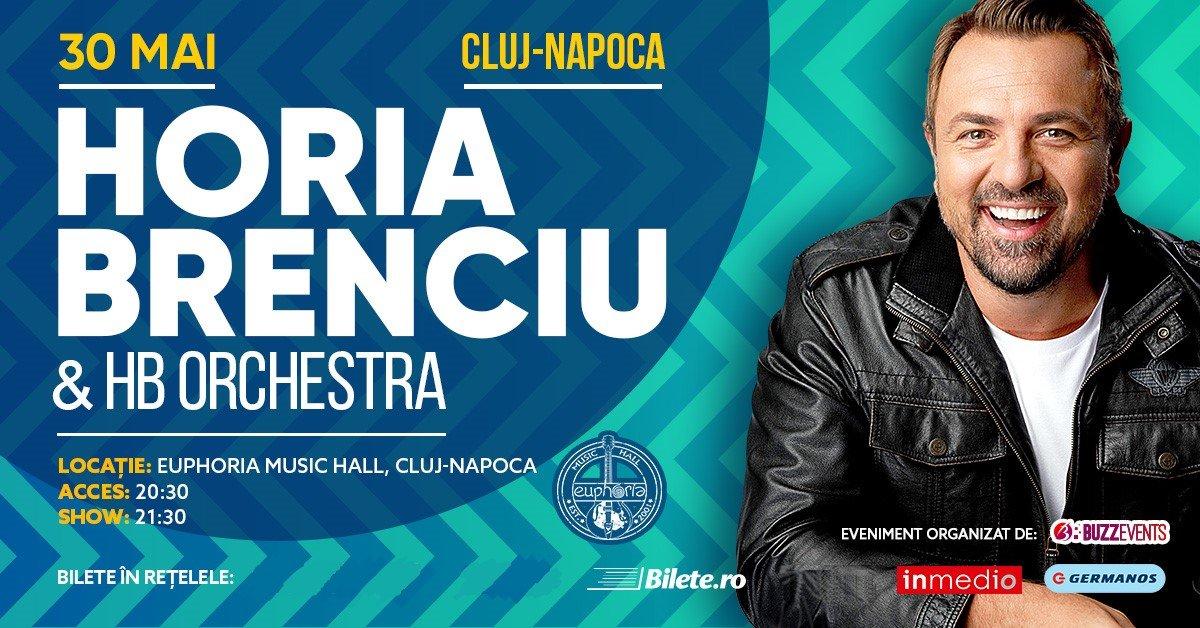 bilete Horia Brenciu & HB Orchestra - Cluj Napoca