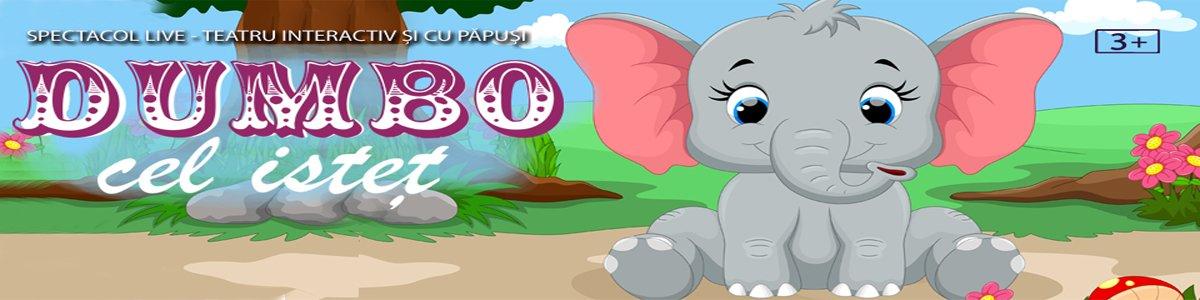 bilete Dumbo cel Istet - TLC
