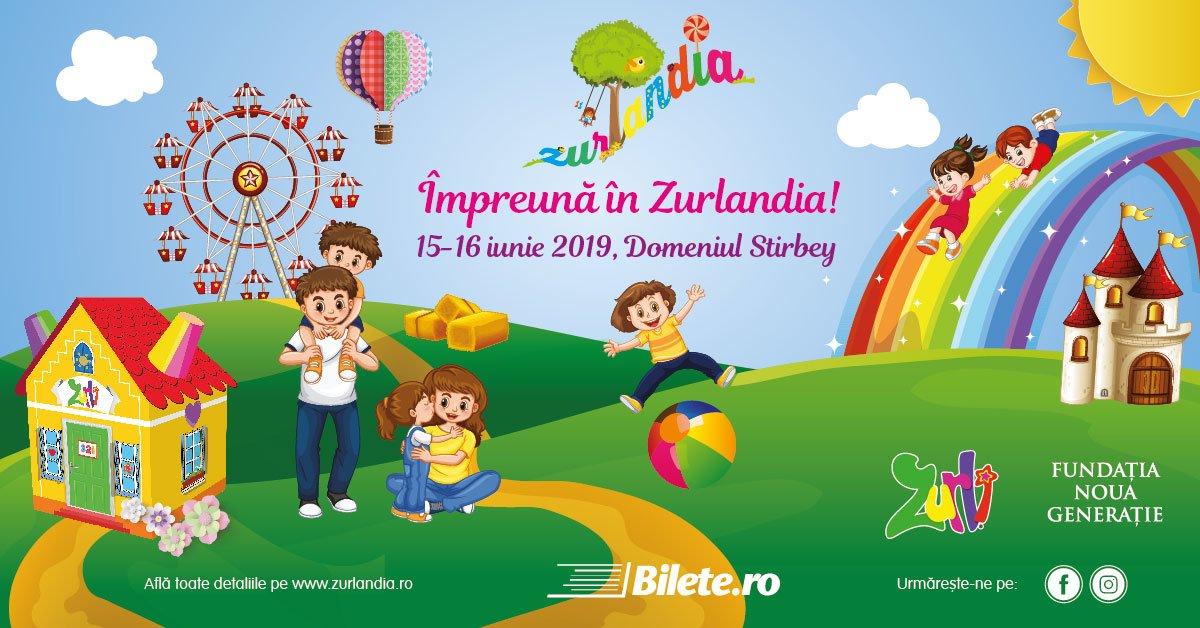 bilete Festivalul Familiei Zurlandia