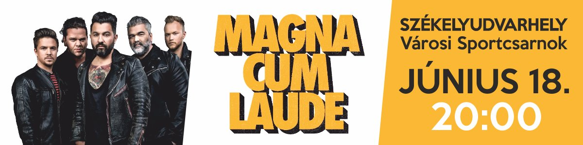 bilete Concert Magna Cum Laude