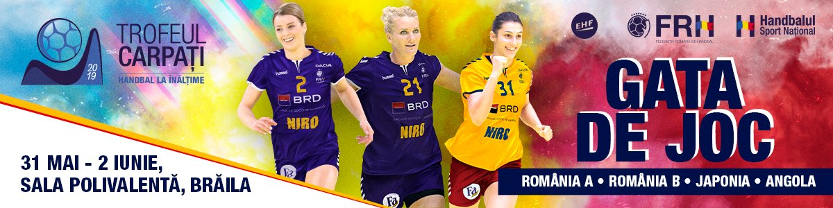 bilete Handbal Feminin - Trofeul Carpati