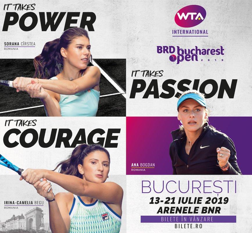 bilete BRD Bucharest Open WTA