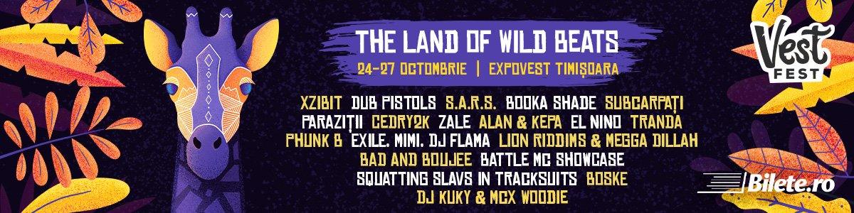 bilete Vest Fest