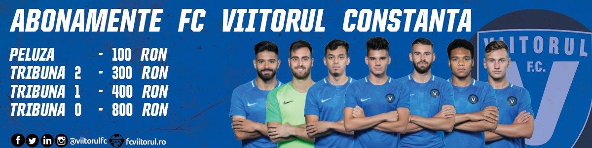 Abonamente FC Viitorul