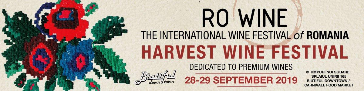 bilete Harvest Wine Festival
