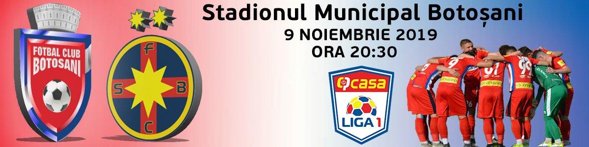 bilete FC Botosani - FCSB - CASA Liga 1