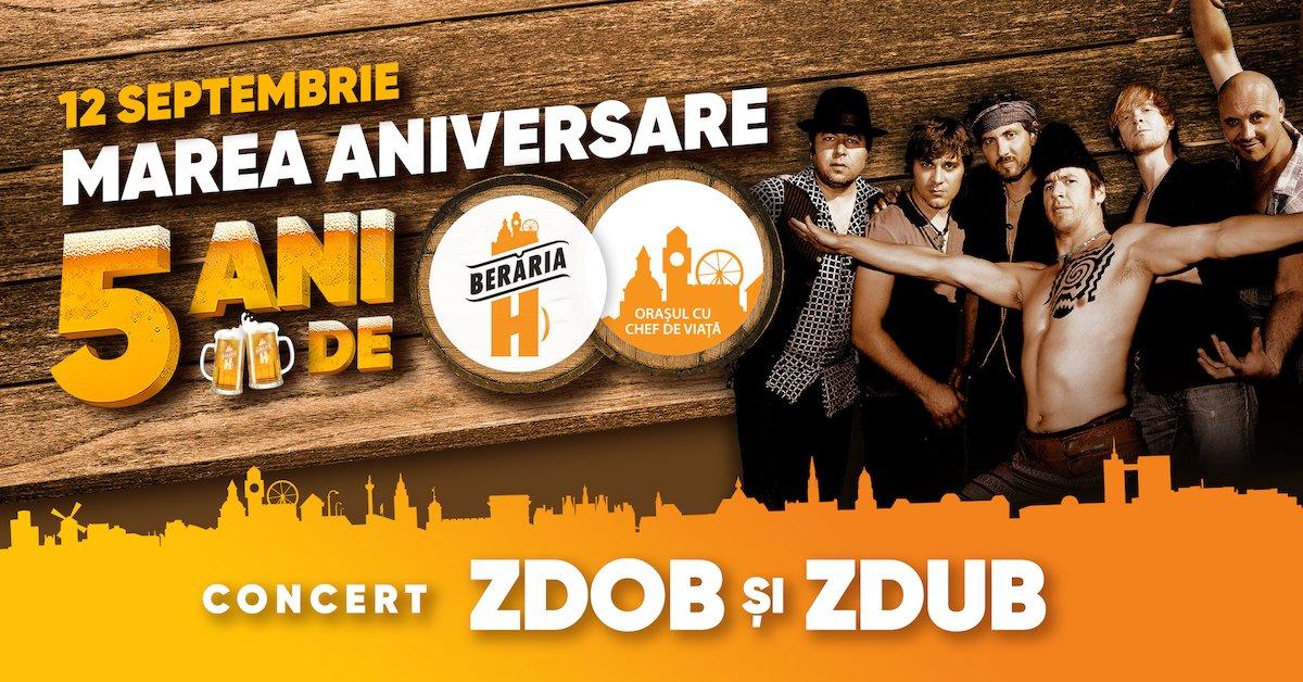 bilete Concert Zdob si Zdub