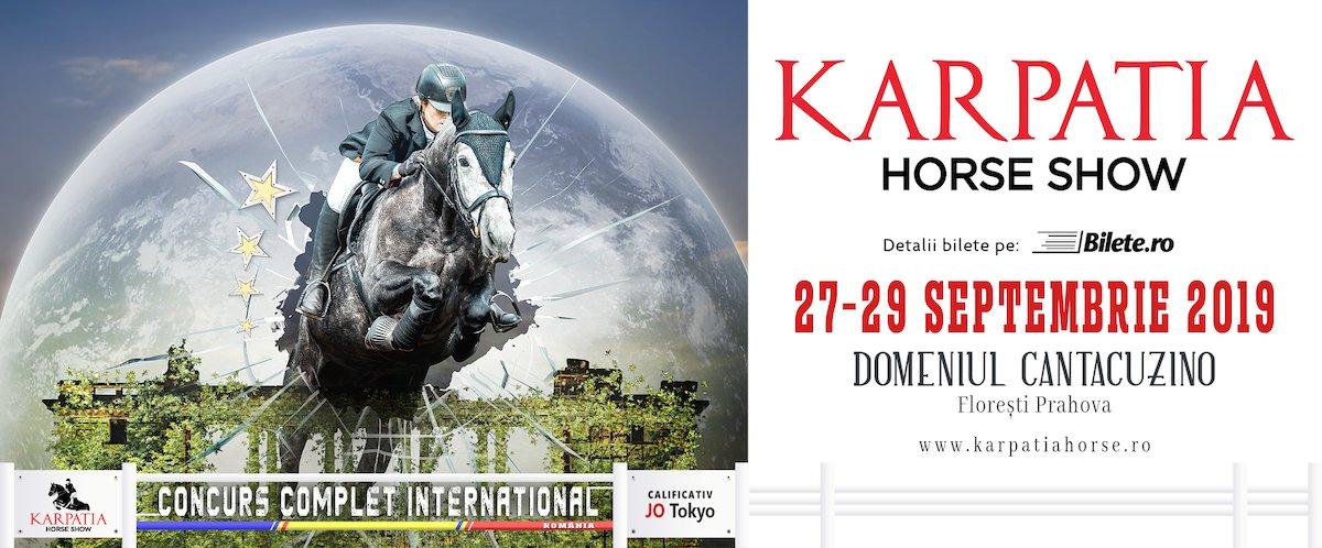 bilete Karpatia Horse Show