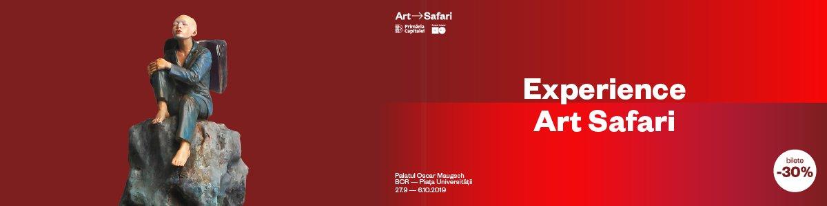 bilete Art Safari