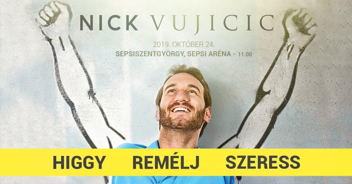 bilete Nick Vujicic