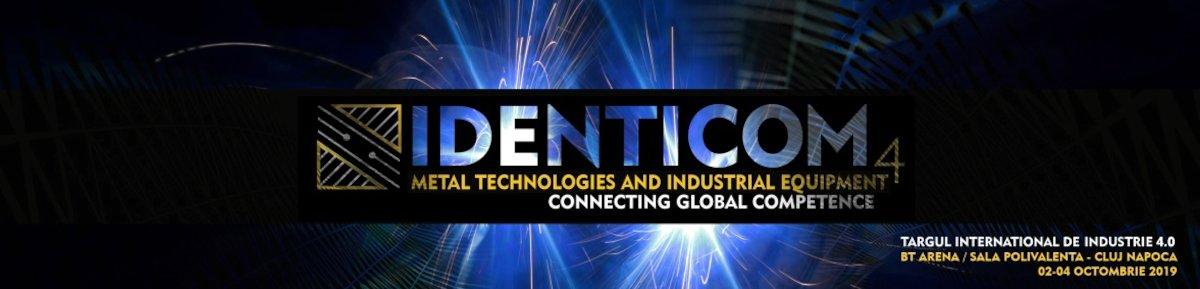 bilete Targul de Industrie si Tehnologie IDENTICOM4