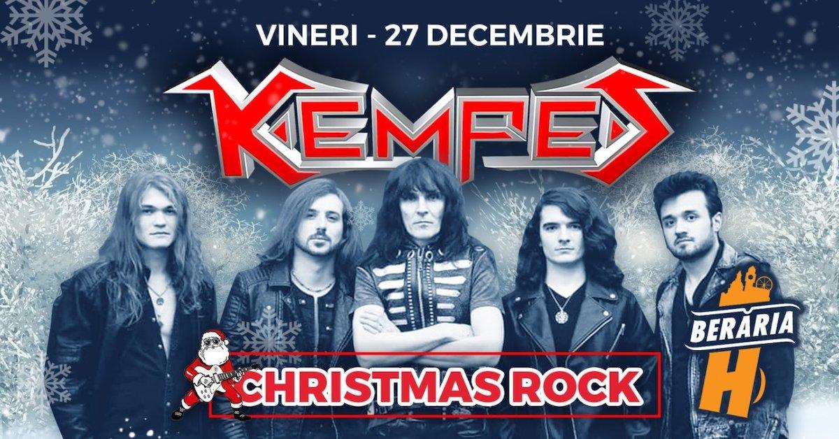 bilete KEMPES Christmas Rock
