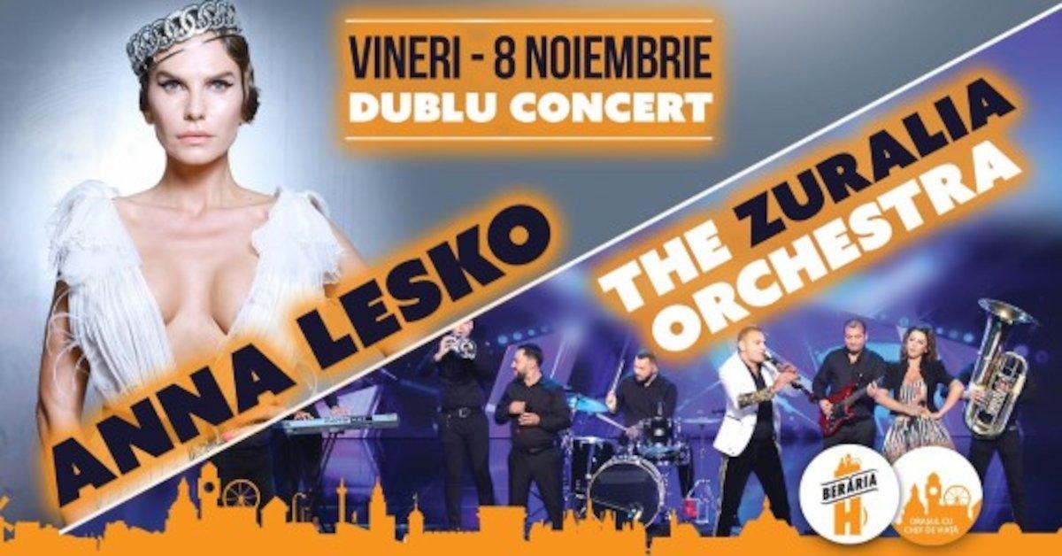 bilete Anna Lesko + The Zuralia Orchestra