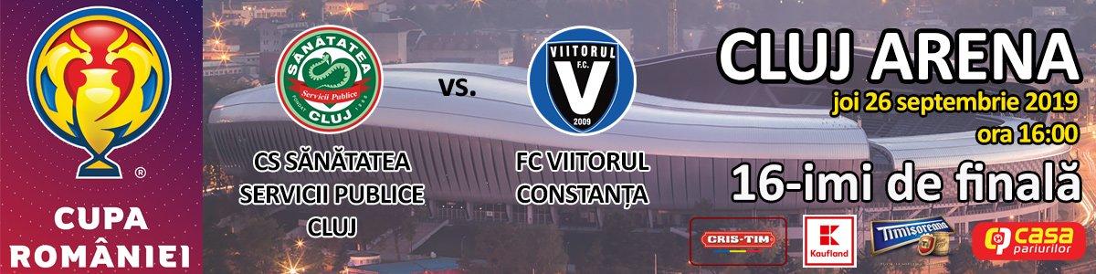 bilete CS Sanatatea Servicii Publice - FC Viitorul Constanta