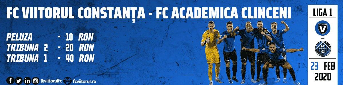Video   Academica Clinceni - FC Viitorul 1-0. Ilfovenii ...   Academica Clinceni- Viitorul