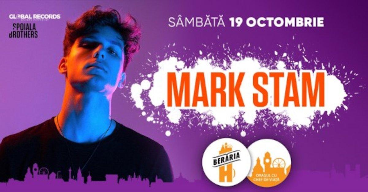 bilete Concert Mark Stam