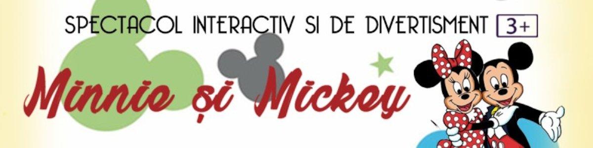 bilete Minnie si Mickey la Artist Cafe