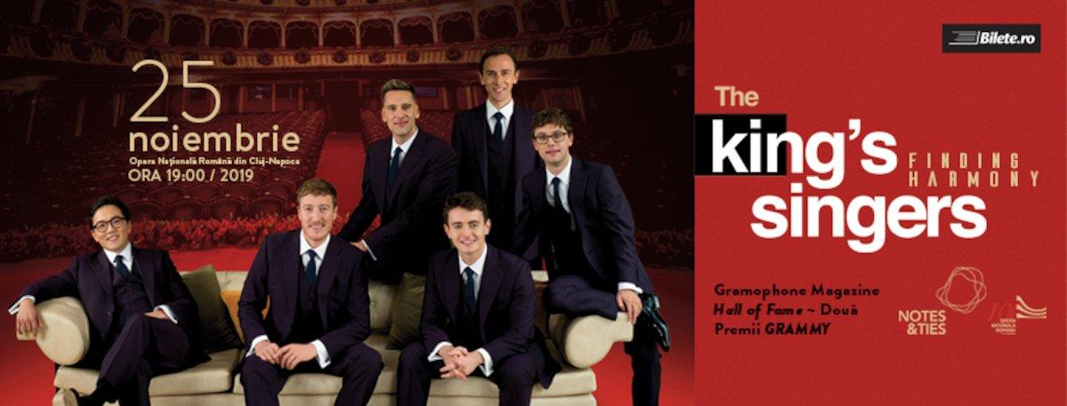 bilete The King's Singers