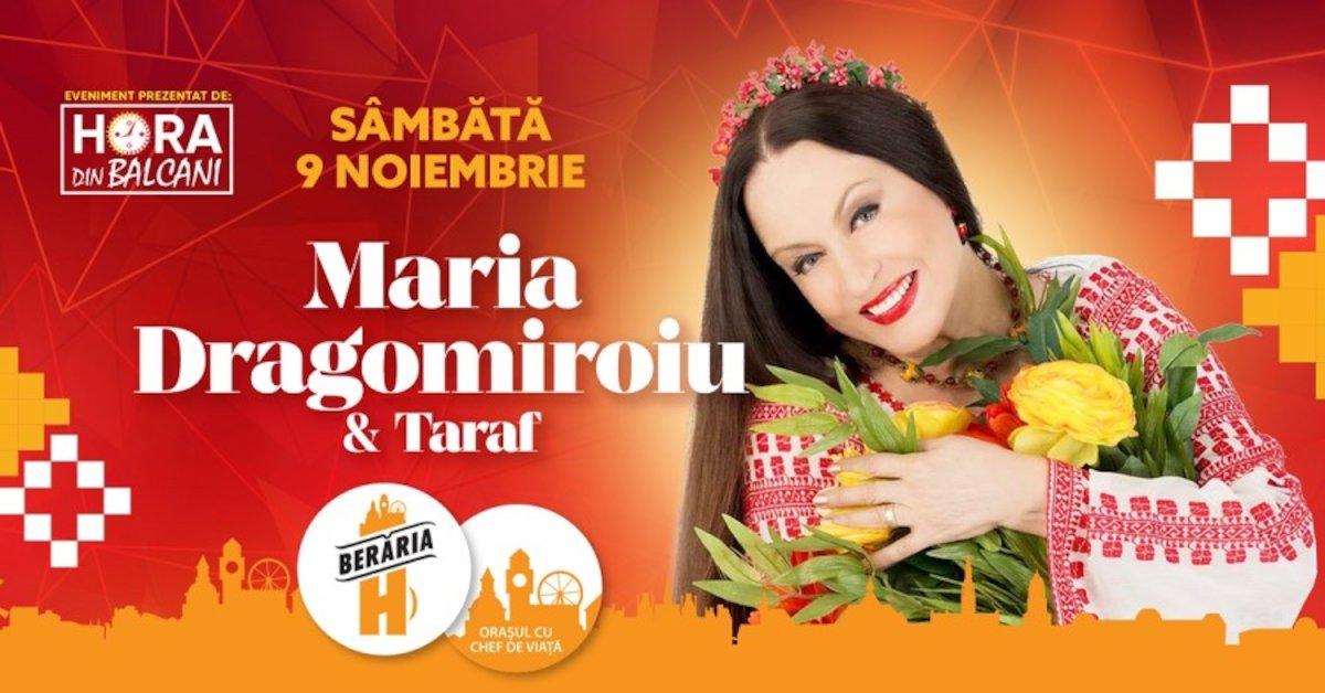 bilete Concert Maria Dragomiroiu