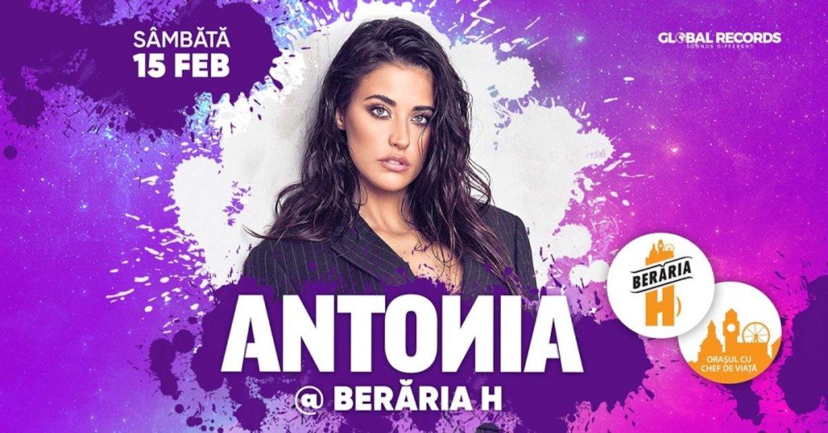 bilete Concert Antonia