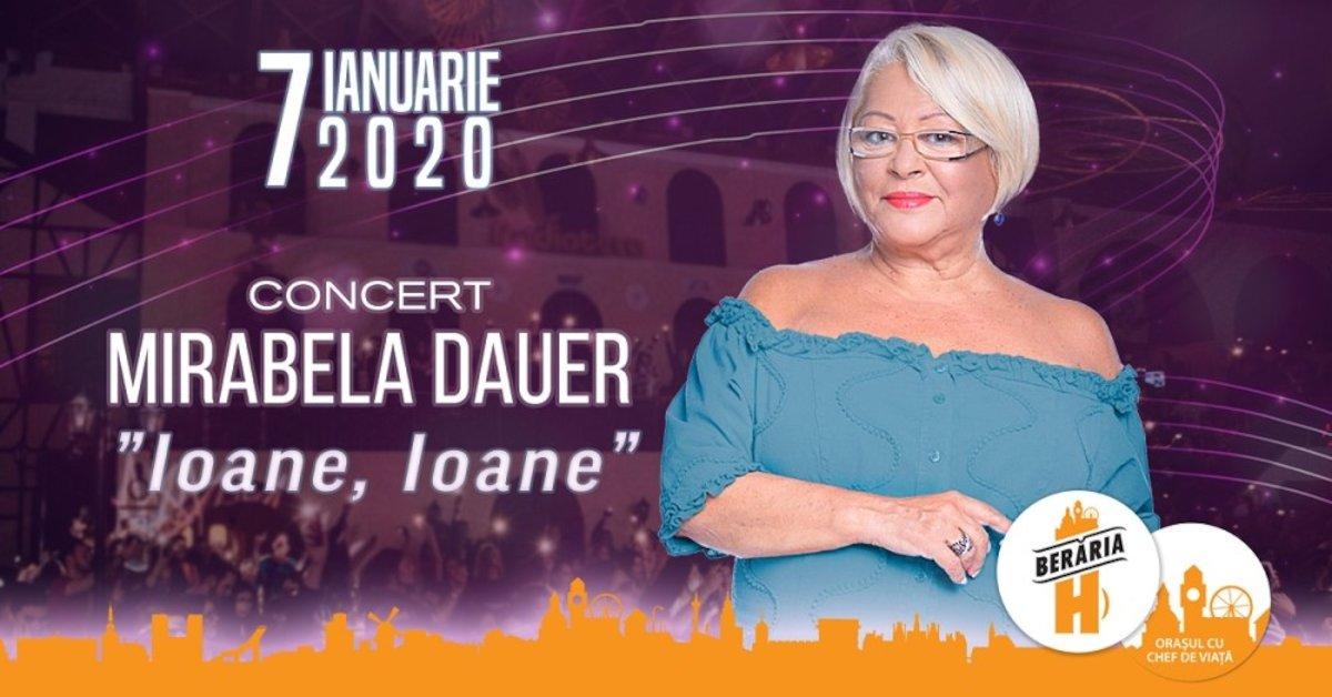 bilete Concert Mirabela Dauer