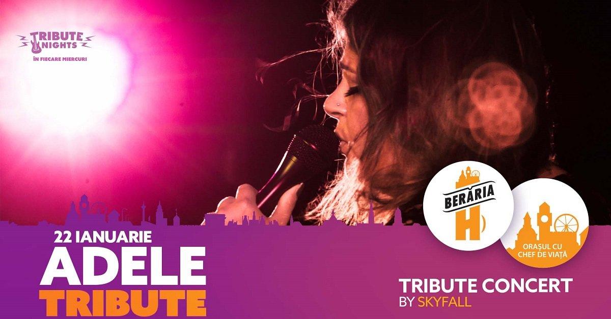 bilete Adele Tribute Concert