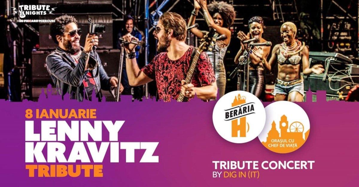 bilete Lenny Kravitz Tribute Concert