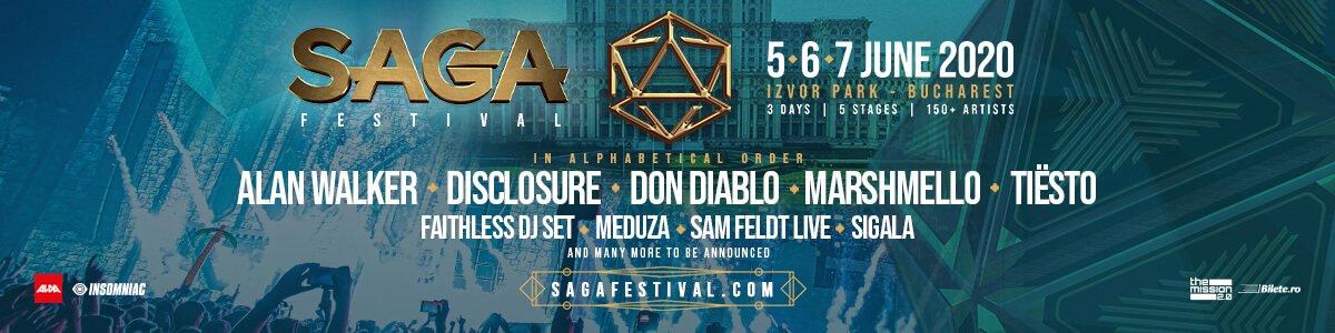 bilete Saga Festival 2020