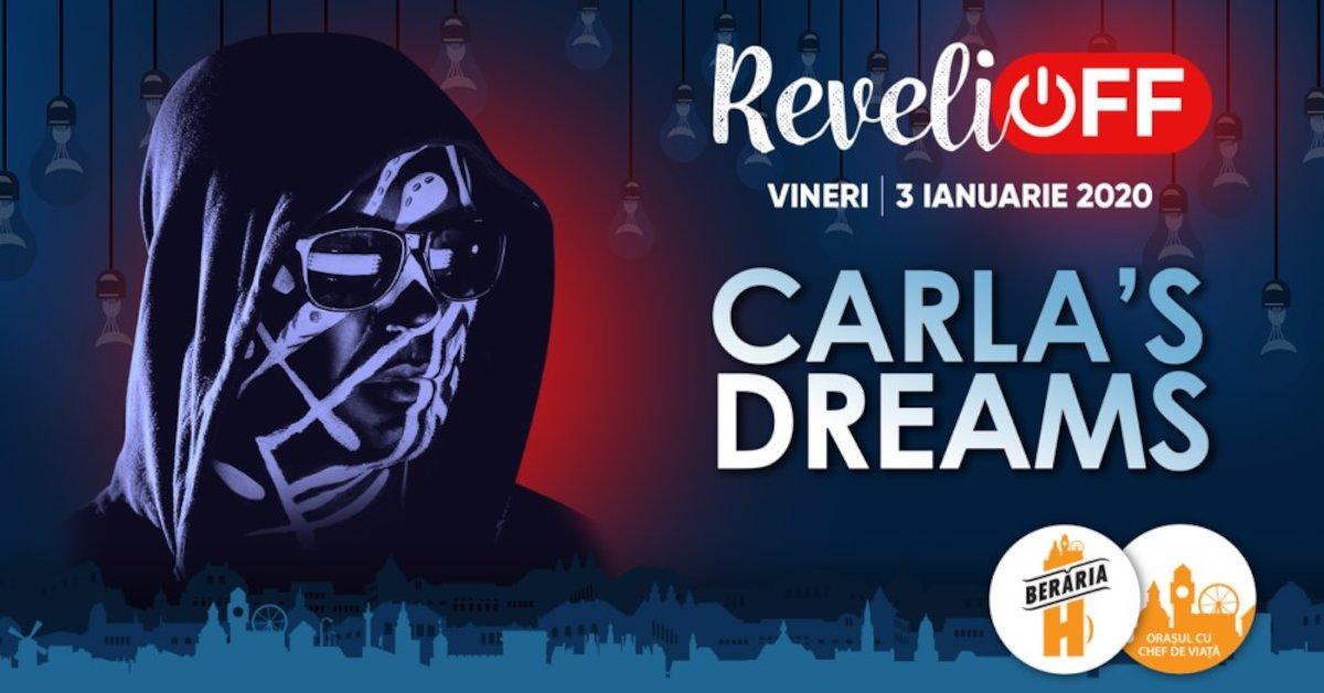 bilete Carla's Dreams