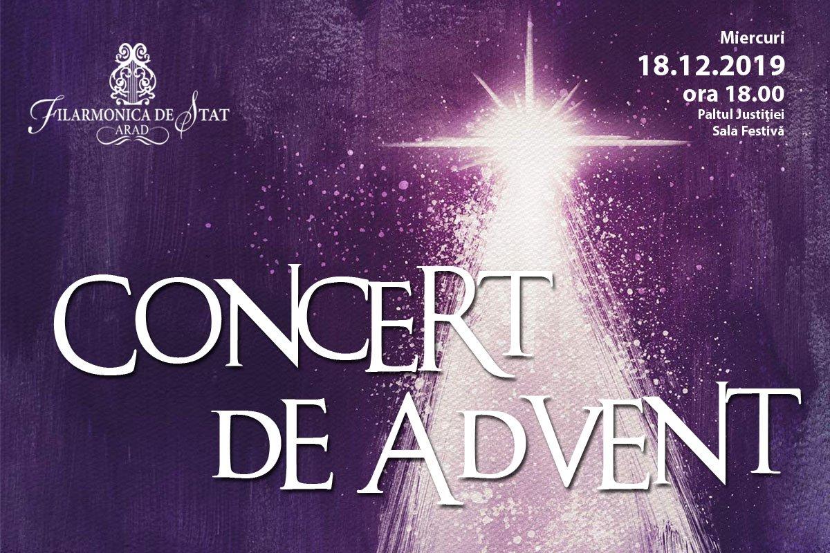 bilete Concert de Advent