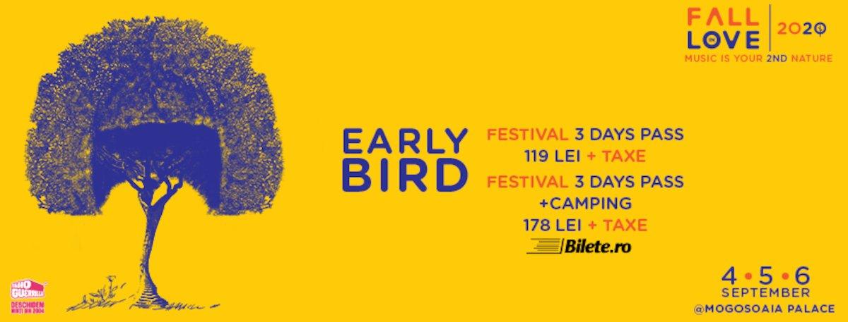 bilete Fall In Love Festival