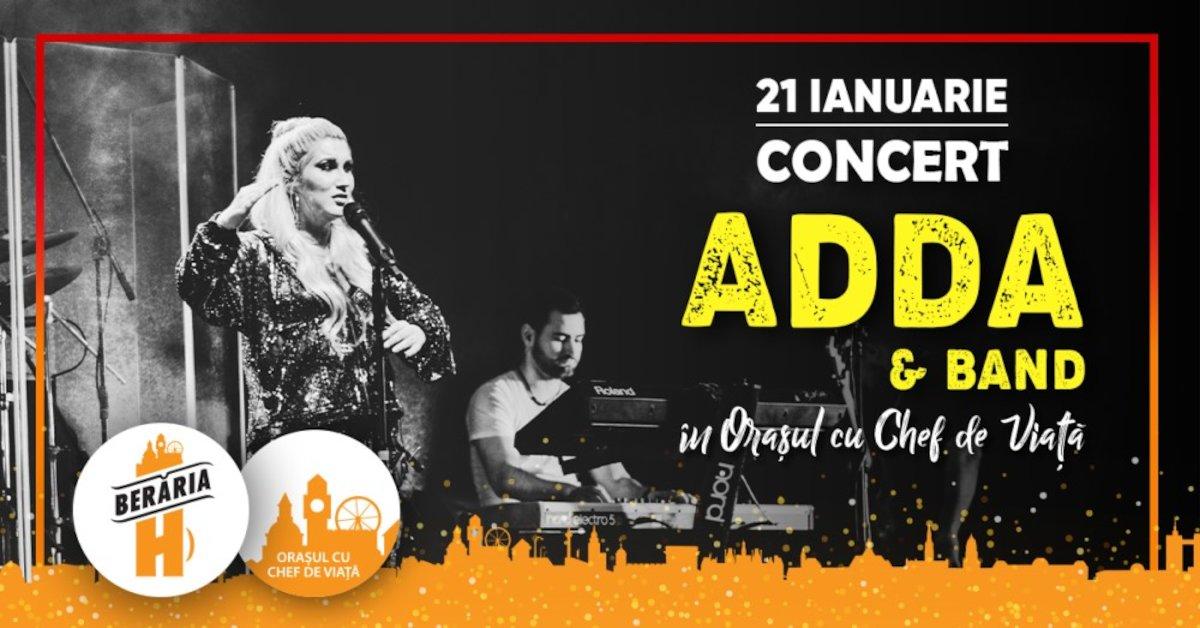 bilete Concert Adda & Band