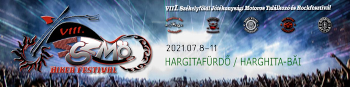 bilete VIII Szekelyfoldi Jotekonysagi Motoros Talalkozo es Rockfesztival