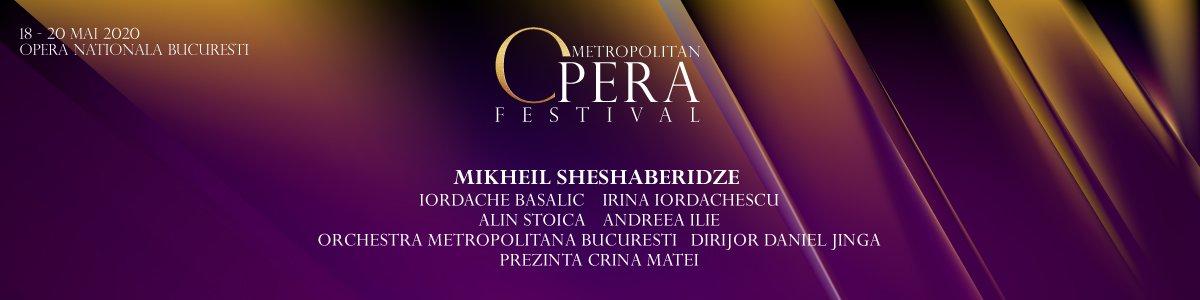 bilete Metropolitan - Opera Festival