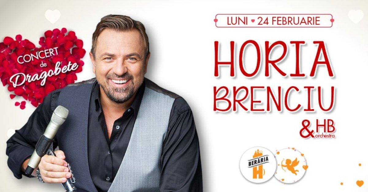bilete Horia Brenciu & Hb Orchestra de Dragobete
