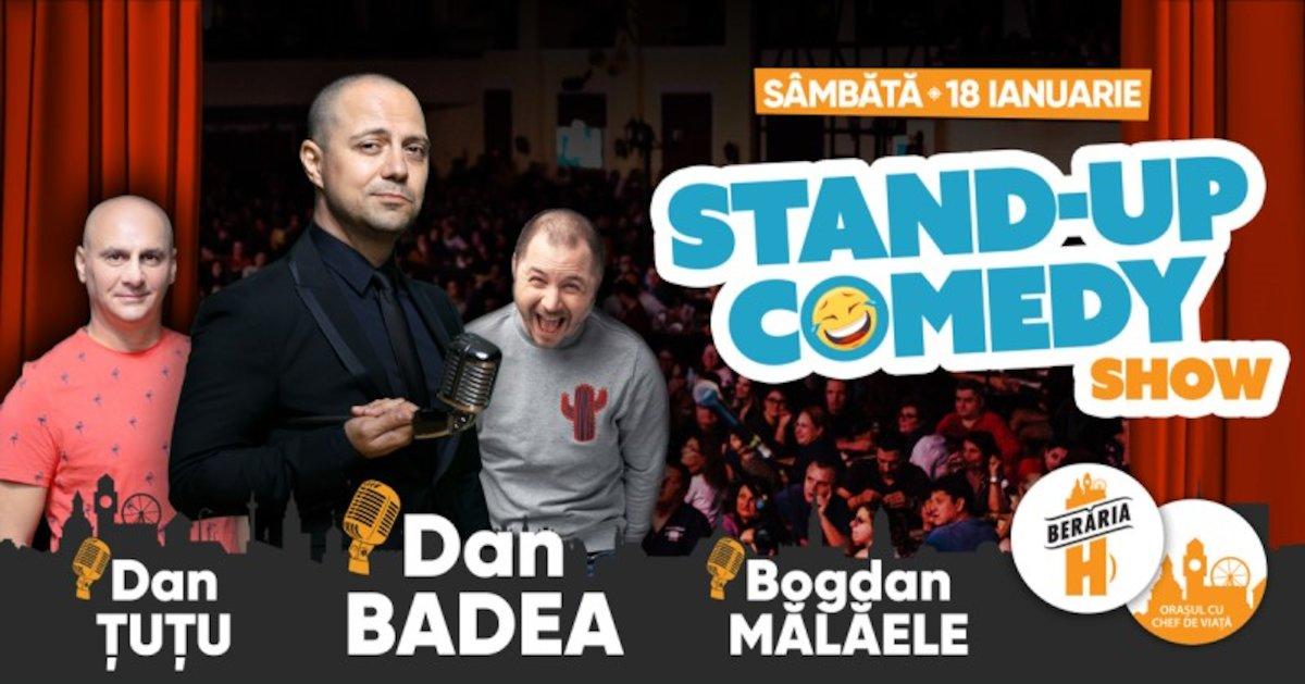 bilete Dan Badea, Dan Tutu & Bogdan Malaele