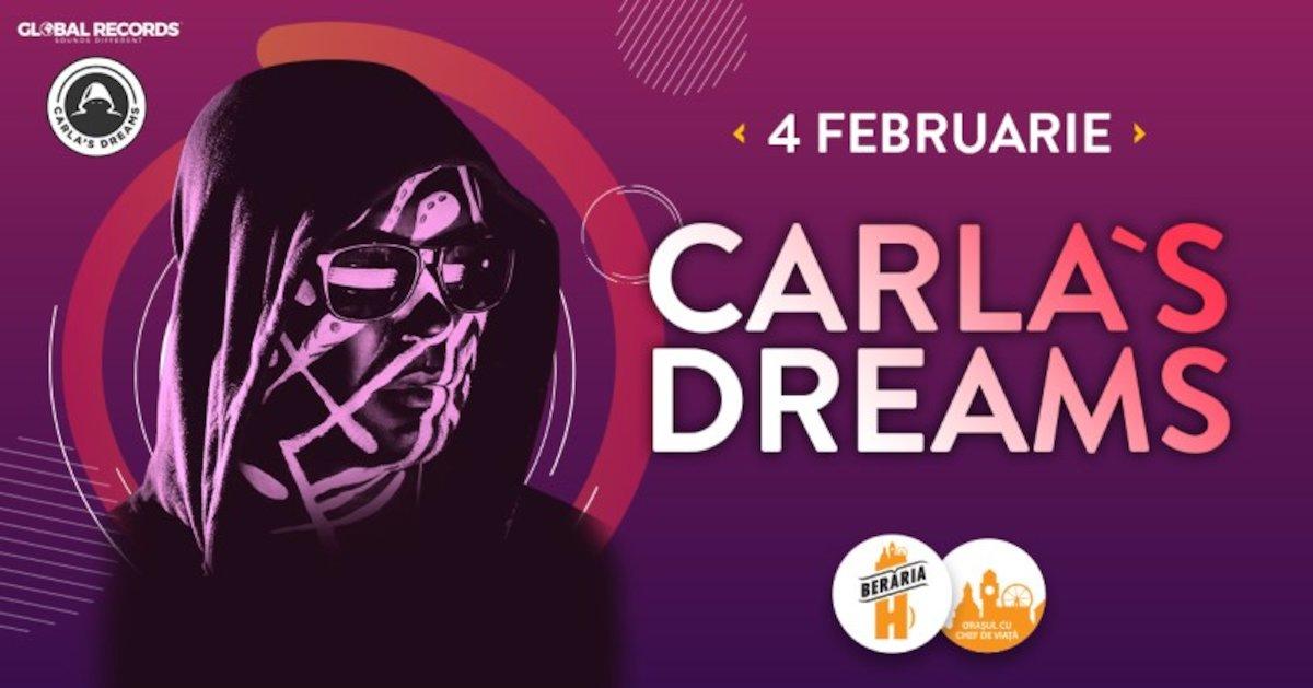 bilete Carla's Dreams - Beraria H