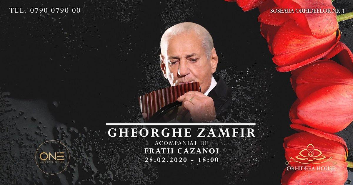 bilete Gheorghe Zamfir